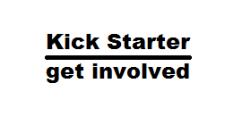 Kick starter - get involved